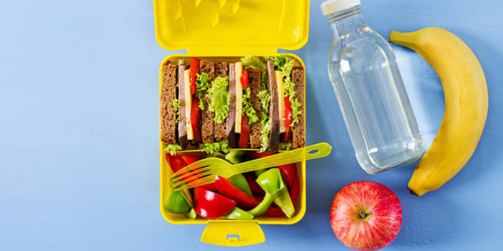 Lunch box immune booster image